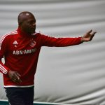 Ajax football Camp 2015. Renaldo speaking 1