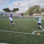 Футбольный Лагерь Планета Спорта в Барселоне 27