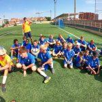 Barcelona football camp 27