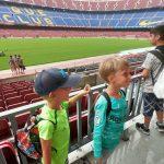 Barcelona  football camp Camp Nou