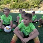 Фото 5 летний лагерь по футболу Алушта 2015 3 смена