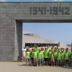 Спортивный лагерь в Крыму участники фото экскурсия