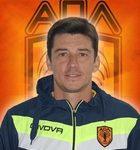 Petrou Sokratis coach greece camp