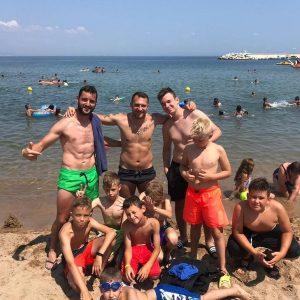 photo on the sea Bulgaria