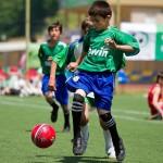 Футбольный лагерь в Греции 2014 2