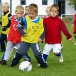 Летний детский лагерь по футболу в Эстонии 2014